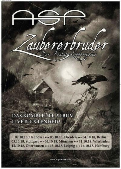 ASP Zaubererbruder Tour 2018
