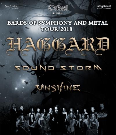 Haggard + Sound Storm +...