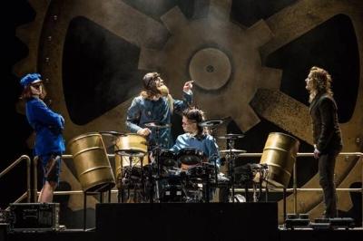 Coppelius Die Oper wieder auf...