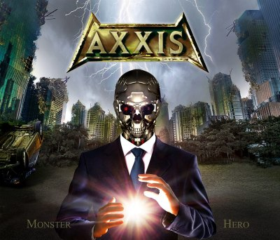 Axxis - Neues Album Monster...