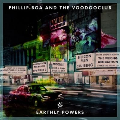 Phillip Boa kündigt neues Studioalbum...