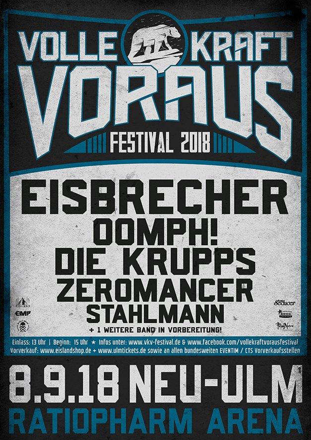Artikelbild,Volle Kraft Voraus Festival 2018