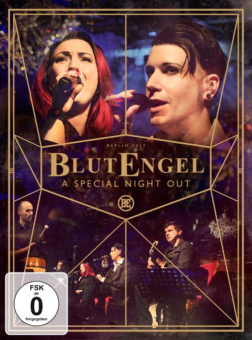 Blutengel A Special Night Out...
