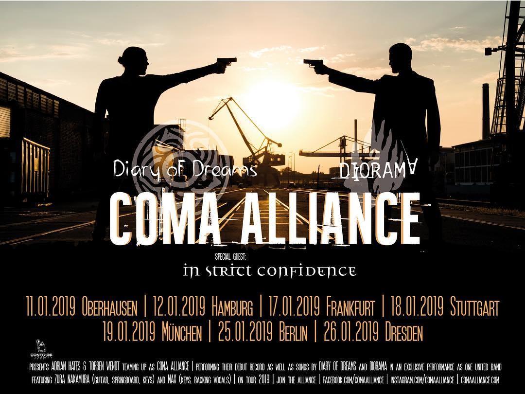 Neues von der Coma Alliance