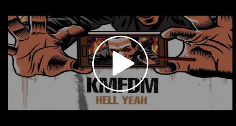 KMFDM veröffentlichen Hell Yeah