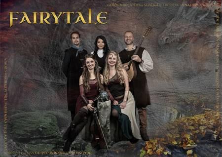 Fairytale präsentieren ihr neues Musikvideo