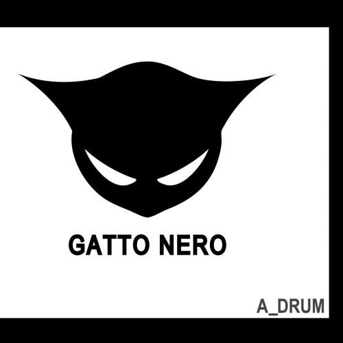 Gatto Nero - A_Drum