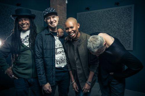 Skunk Anansie: Livealbum zum 25-jährigen