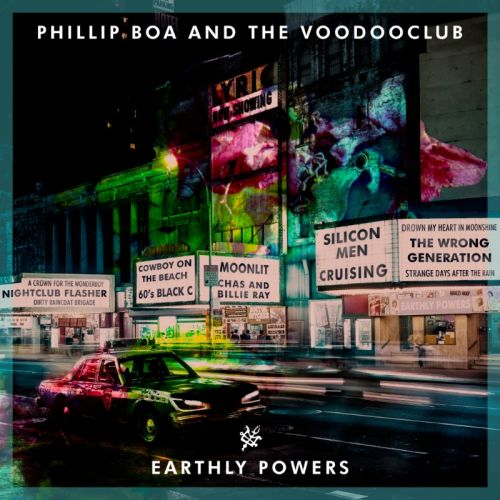 "Phillip Boa And The Voodooclub - Video zur dritten Single ""Cruising"""