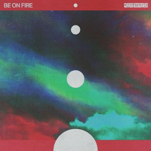 """Chrome Sparks meldet sich zurück mit neuen EP """"Be On Fire"""""""