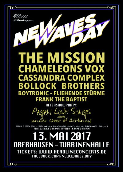 New Waves Day Festival in...