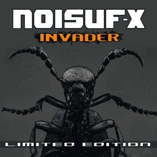 Neues Noisuf-X Album Invader