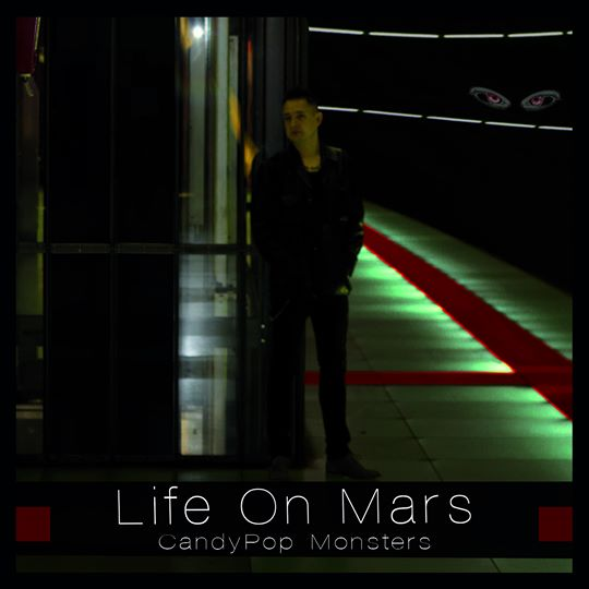 Life On Mars Candy Pop...