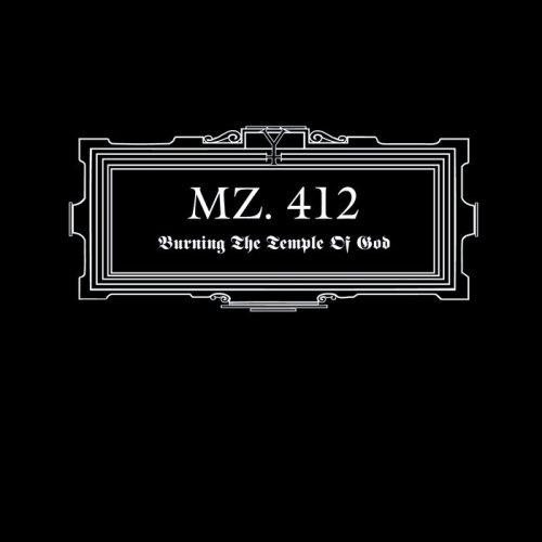 MZ. 412 - Burning down...