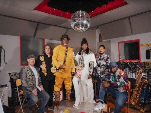 Ibibio Sound Machine kündigen neues Album an