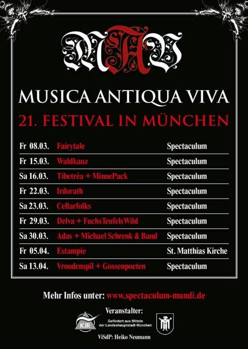 Das Musica Antiqua Viva 2019...