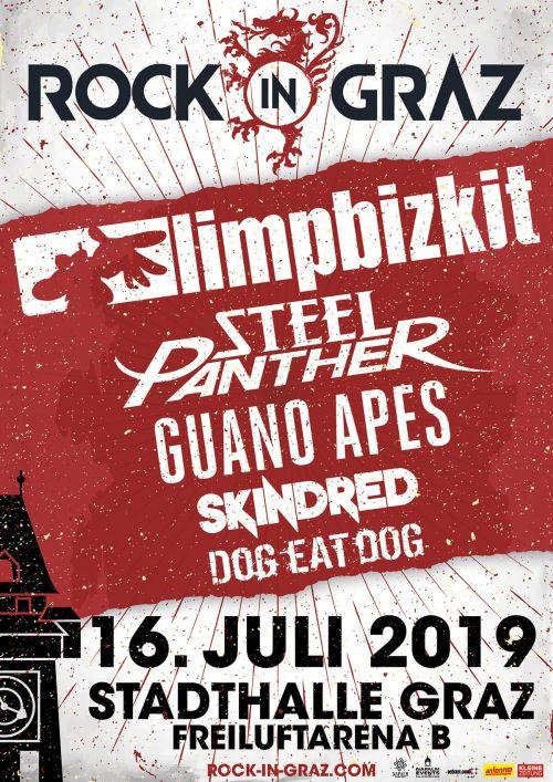 Neues Festival Rock in Graz!