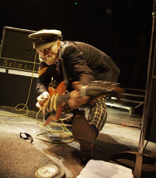 Vorsicht Punk Rock!!! Billy Childish veröffentlicht seine Werkschau