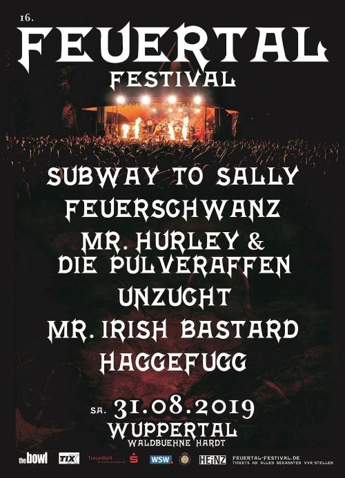 Facts zum Feuertal Festival 2019