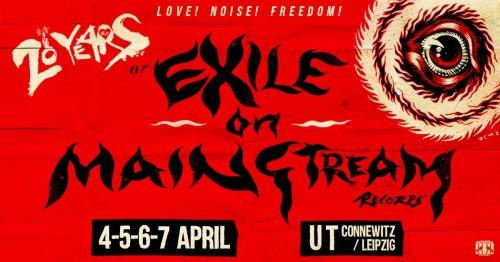Festival Love. Noise.Freedom. 20 Years...