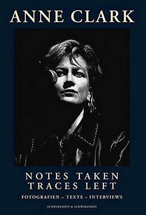 Anne Clark - Notes Taken...
