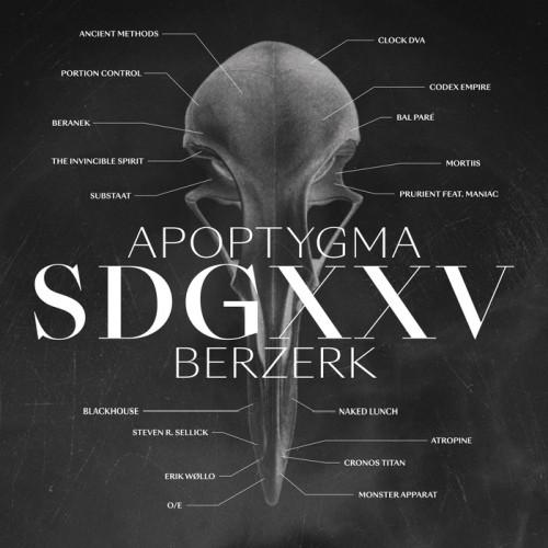 Apoptygma Berzerk - SDGXXV: Die Releaseparty geht weiter