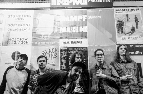 """Die sechsköpfige Indierock-Hydra """"Wearemarvin"""" ist zurück!"""