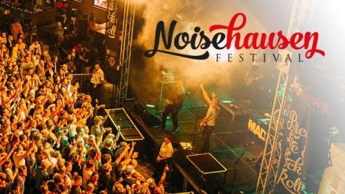 Neue Bandwelle auf dem Noisehausen Festival 2019