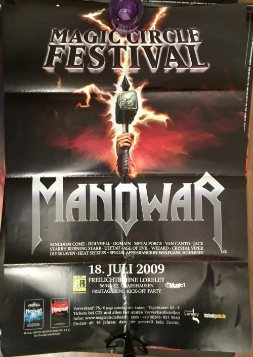 Magic Circle Festival 2009 -...
