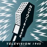 Cover Jewelcase Novocibirsk - Télévision 1945 (Volume 1)