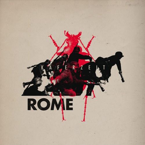 Rome Im August ist Käferzeit