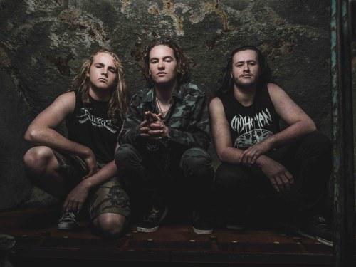 Artikelbild,Alien Weaponry - Metal-Band mit...