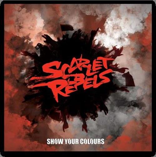 Artikelbild,Scarlet Rebels kündigen Debütalbum Show...