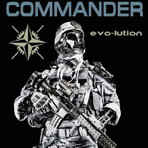 "Neue Evo-lution EP ""Commander"""