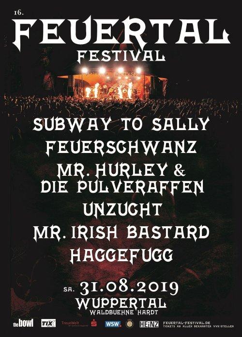 Artikelbild,Reminder Feuertal Festival 2019 startet...