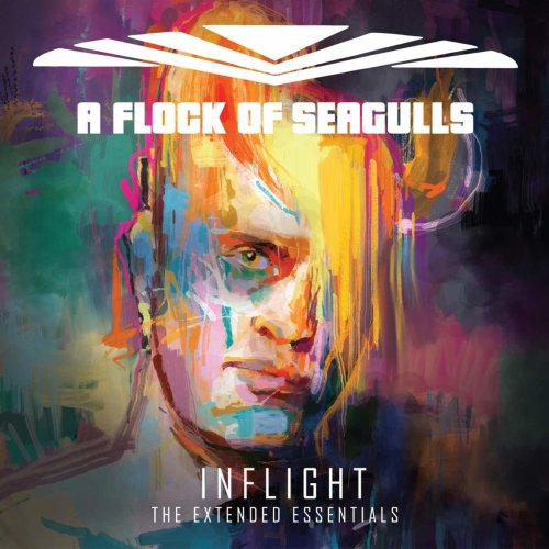 A Flock Of Seagulls Inflight...