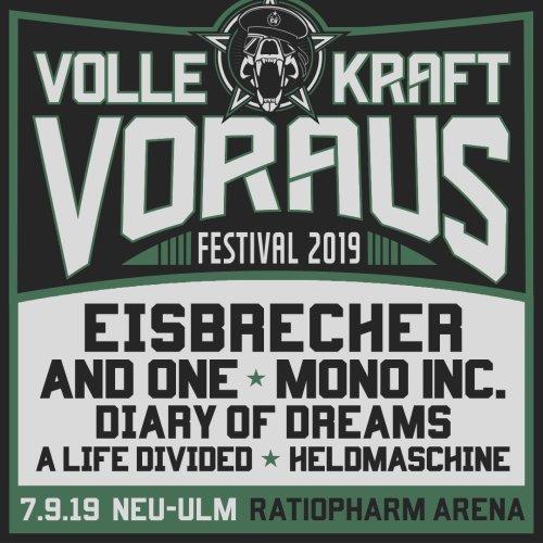 """Reminder: Bald startet das """"Volle Kraft Voraus Festival"""" 2019"""