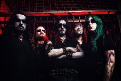 Black Metal von Formicarius - Rending The Veil Of Flesh