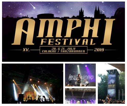 Amphi Festival 2019 - die...