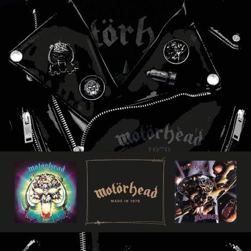 Motörhead veröffentlichen Boxset 1979 und...