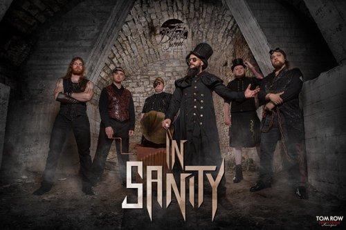 In Sanity jetzt bei Black...