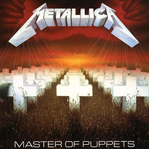 Artikelbild,Metallica - Master Of Puppets