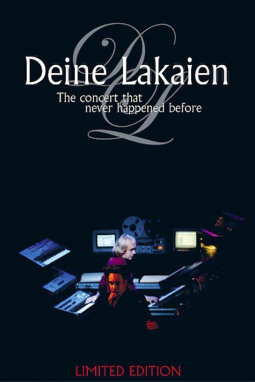 Artikelbild,Deine Lakaien - The Concert...