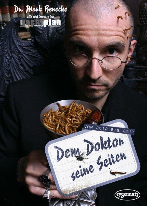 Mark Benecke - Dem Doktor...