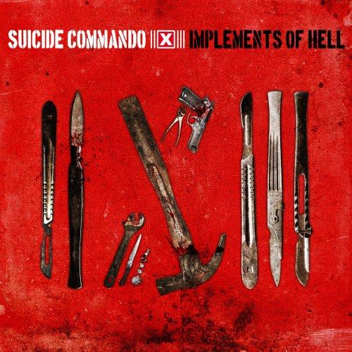 Suicide Commando Album ist fertig