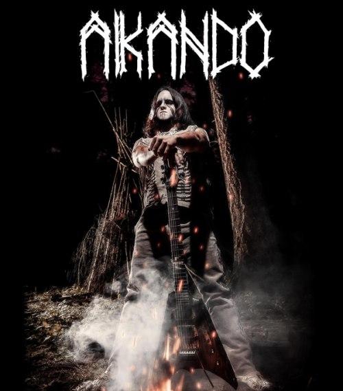 Akando veröffentlichen ersten Song von...