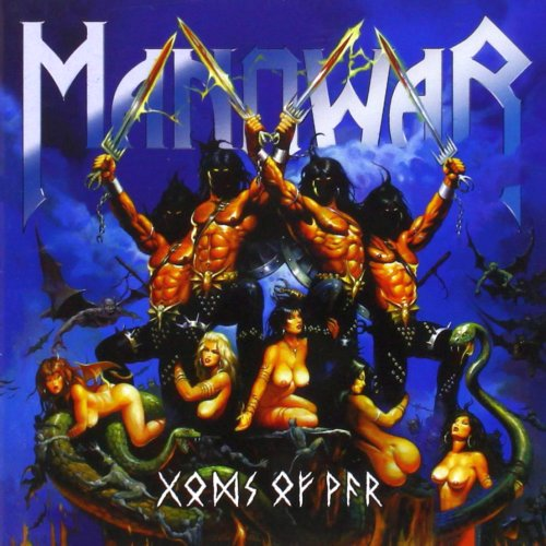 Artikelbild,Manowar - Gods of War