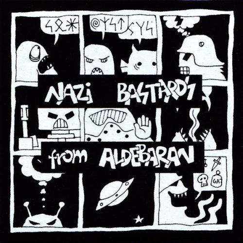 Artikelbild,Nazi Bastards From Aldebaran -...