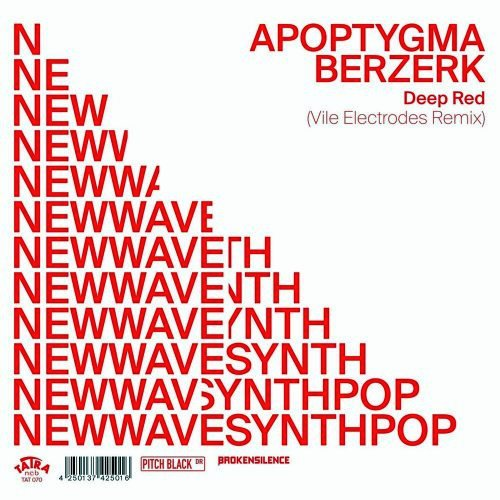 Apoptygma Berzerk Split-Single Deep Red...