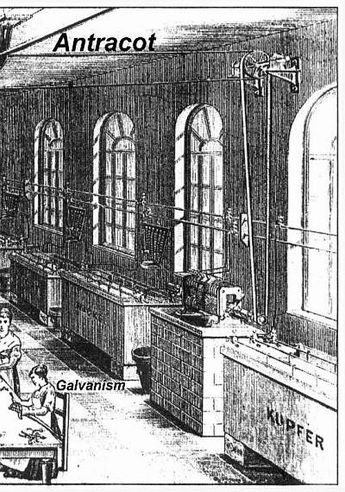 Antracot - Galvanism